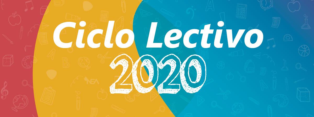 Ciclo Lectivo 2020