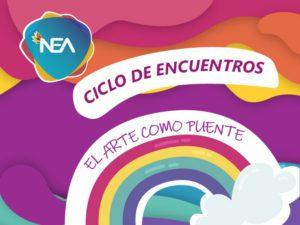 NEAWEB_NOVEDADES_PLACA_CICLO EL ARTE COMO PUENTE-01