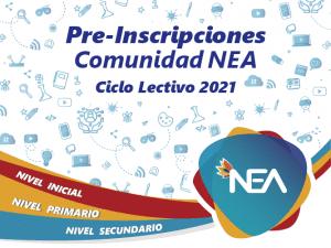 NEAWEB_PLACA_Pre InscripcionES Comunidad NEA2021-01
