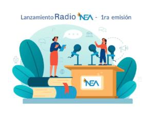 WEB_NOVEDADES_PLACA_ Lanzamiento RadioNEA-01
