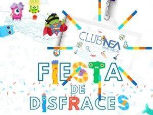 NOVEDADES_ PORTDAD_ PLACA FIESTA DE DISFRACES