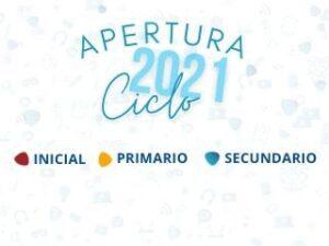 PORTADAS NOVEDADES _APERTURA CICLO LECTIVO 2021
