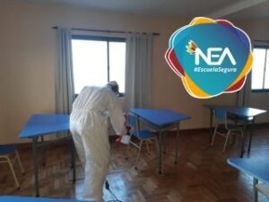 PORTADAS NOVEDADES Nuevo producto sanitizante para NEA