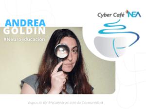 PORTADAS NOVEDADES. 6to cyber cafe  andrea goldin