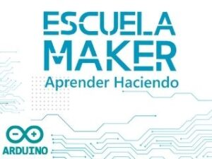 PORTADAS NOVEDADES escuela maker arduino